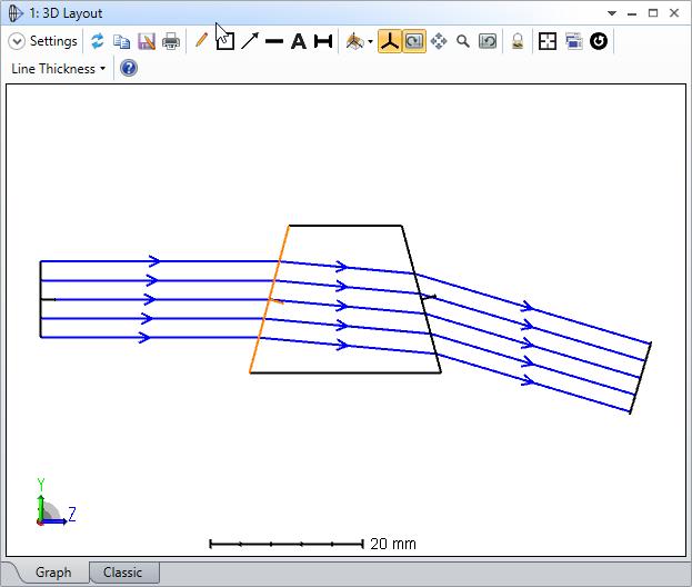 3D layout3