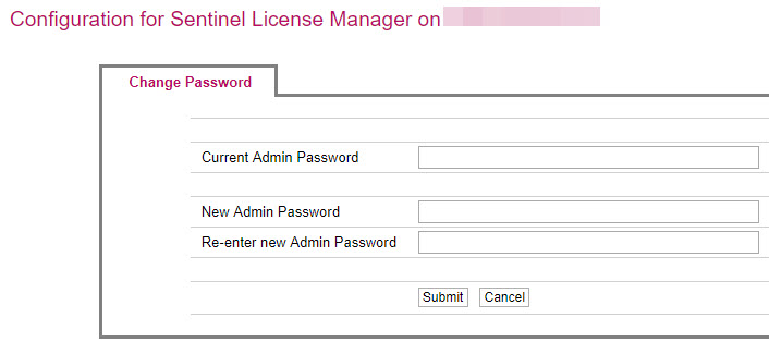 Change Password 2nd picture