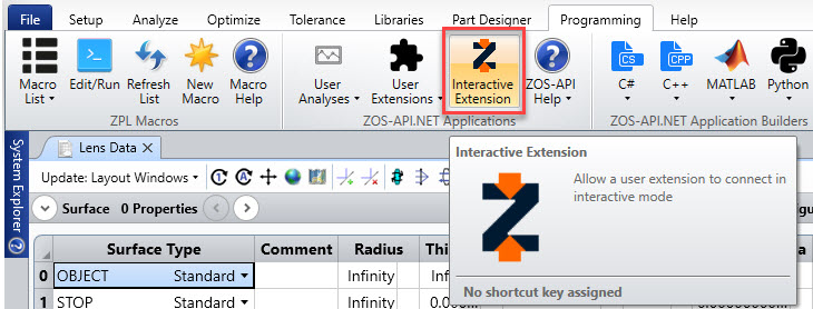 Connect Interactive Extension